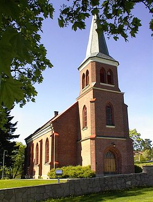 Skoger -  Skoger Church