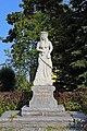Skulptur Erzherzogin Amalie in Amaliendorf 2019-09.jpg