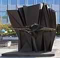 Skulptur Malteserstr 74 (Lankw) Strahlungszentrum&Volkmar Haase&1966.jpg