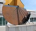 Skulptur Scharounstr 7 (Tierg) Echo II&Bernhard Heiliger&19872.jpg