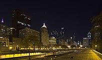 Skyline de Chicago desde el centro, Illinois, Estados Unidos, 2012-10-20, DD 13.jpg
