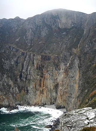 Slieve League - Image: Slieve League 122012