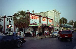 Sloppy Joe's Bar in Key West, Florida USFlorid...