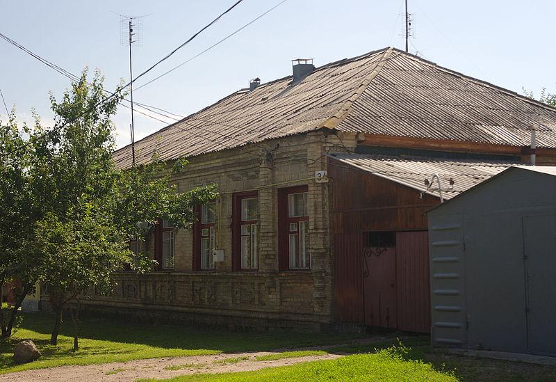 Житловий будинок (мур., 1908 р.), Сміла. Автор фото — Serge Krinitsia (Haidamac), ліцензія CC-BY-SA-4.0