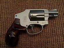 Snubnosed revolver - WikiVisually