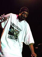 Snoop Dogg at City Stages