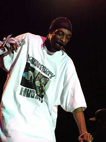 Snoop Dogg in 2006. Snoop Dogg at City Stages.jpg