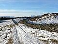 Snowy track - geograph.org.uk - 656144.jpg
