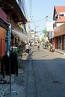 Soi in Chiang Mai