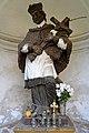 Somberek, Nepomuki Szent János-szobor 2020 07.jpg