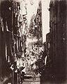 Sommer, Giorgio - Die Santa Lucia Allee in Napoli (Zeno Fotografie).jpg