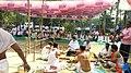 Somvati yag at Veerabhadra Devasthan Vadhav in presence of Balyogi Om Shakti Maharaj. 16.jpg