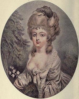 Sophie Hagman - Sophie Hagman, 1780s