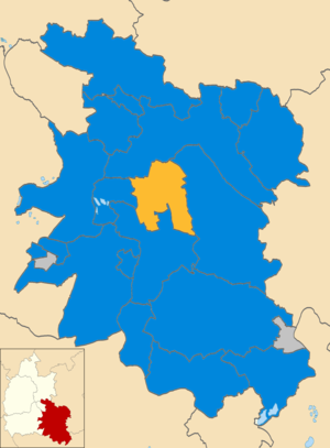 South Oxfordshire UK ward map 2015 results.png