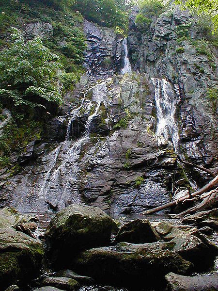 File:South River Falls Shenandoah NP 2007.jpg