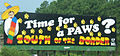 South of the Border sign 17 - Time for a PAWS.JPG
