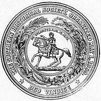 Seal of the Southern Historical Society