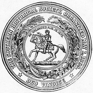 Southern Historical Society - Seal of the Southern Historical Society