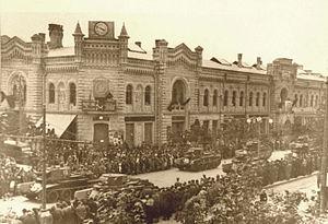 28 iunie 1940. Ocupația sovietică a Basarabiei și Bucovinei de Nord