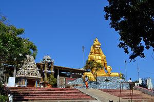 Koneswaram temple - Image: Spiritual 16