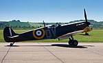 Spitfire, Imperial War Museum, Duxford, May 19th 2018. (42258329741).jpg