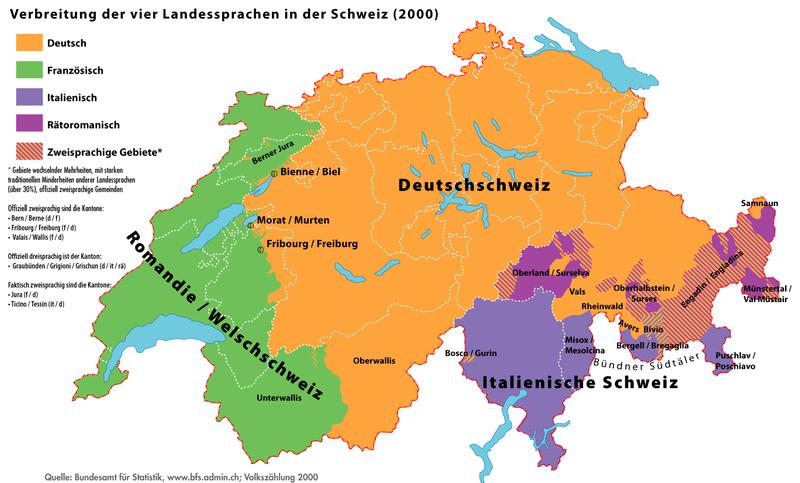 Petit récapitulatif sur la Suisse 800px-Sprachen_CH_2000