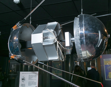 Sputnik's internal components