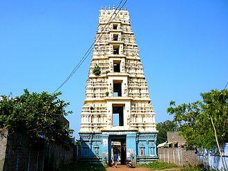Avanigadda - Sri Lakshmi Narayana Swamy Temple