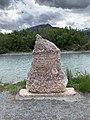 Stèle aux radeliers (Embrun) de la Durance.jpg