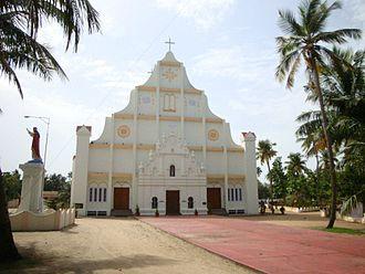 Neendakara - Neendakara Church