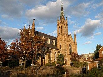 Crafton, Pennsylvania - Image: St.Philip Roman Catholic Church