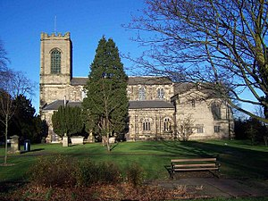 Rugeley - St. Augustine's Church, Rugeley
