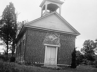 St. George's Church, State Route 178, Pungoteague (Accomack County, Virginia).jpg