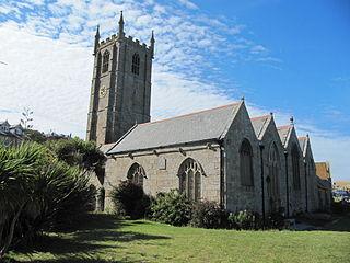 St Ias Church, St Ives Church
