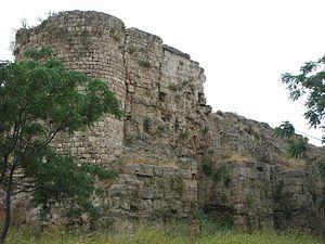 Saint Louis Castle - Image: St. Louis Castle, Sidon