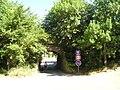StJdeVedas voieRFF AnciennePoste 28062009.JPG
