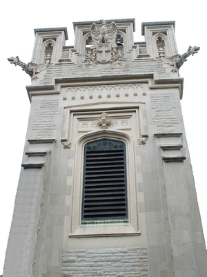 St. John's Cathedral (Jacksonville) - Tower