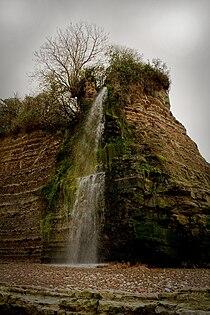 St Audries Waterfall.jpg