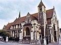 St John the Evangelist, Boscombe - geograph.org.uk - 1526871.jpg