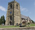St Martin's parish church at St Martin's, Shropshire.jpg