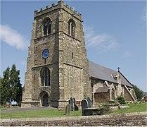 St Martin's parish church at St Martin's, Shropshire.jpg