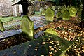 St Mary's Church and Churchyard Pateley Bridge Nidderdale 01.jpg