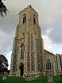 St Mary, Hickling, Norfolk - Tower - geograph.org.uk - 321600.jpg