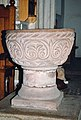 St Mary, Wolborough, Devon - Font - geograph.org.uk - 1727642.jpg