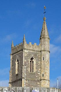 St Mary le Port Church, Bristol church in Bristol, UK