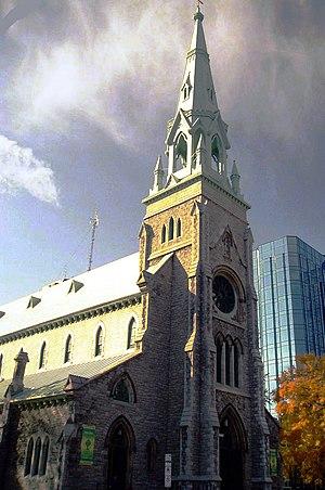 St Patrick's Basilica, Ottawa - St Patrick's Basilica