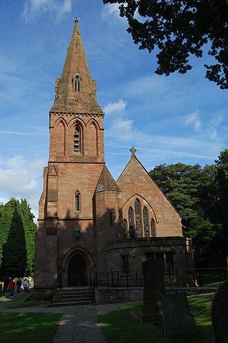 Little Aston - St Peter's Church