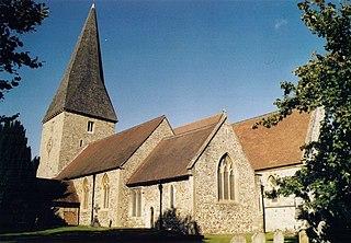 Ash, Surrey Human settlement in England