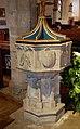 St Peter & St Paul, Headcorn - Font 2.jpg