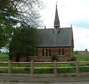 Holbeach Drove - St Polycarp's Church, Holbeach Drove